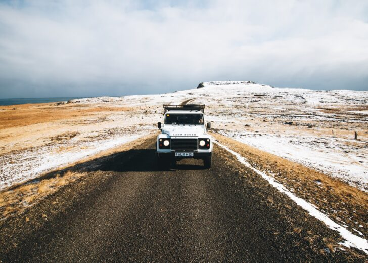 How to organize a road trip.