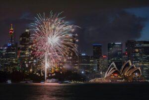 Sydney New Year's Celebrations